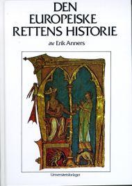 Den europeiske rettens historie