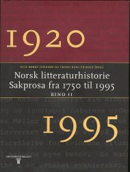 Norsk litteraturhistorie, bind 2