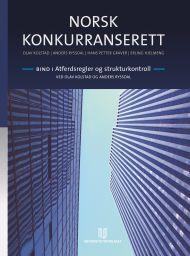 Norsk konkurranserett, bind I
