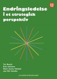 Endringsledelse i et strategisk perspektiv