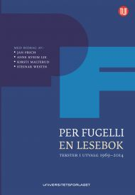 En lesebok. Tekster i utvalg 1969 - 2014.