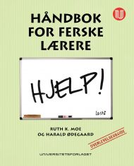 Håndbok for ferske lærere