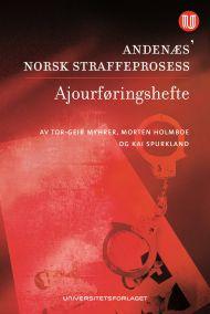 Andenæs' Norsk straffeprosess