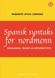 Spansk syntaks for nordmenn