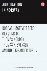 Arbitration in Norway