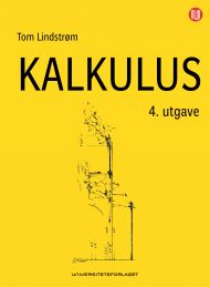 Kalkulus 4. utgave