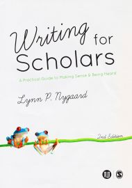 Writing for Scholars