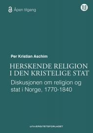 Herskende religion i den kristelige stat