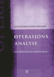 Operasjonsanalyse for økonomi og samfunnsfag