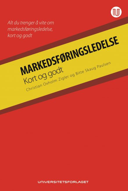 Markedsføringsledelse - kort og godt