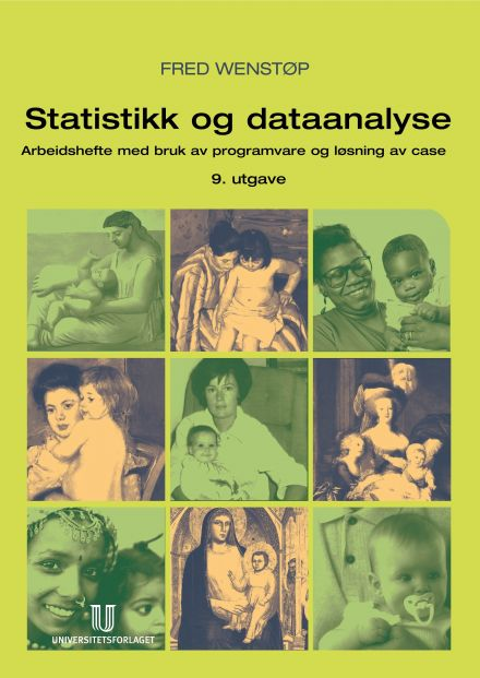Statistikk og dataanalyse, 9. utgave