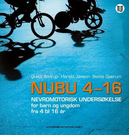 NUBU 4-16 Testkoffert
