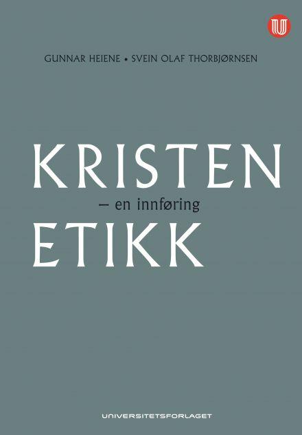 Kristen etikk - en innføring