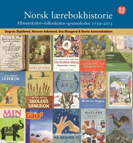 Bokomslag Norsk lærebokhistorie