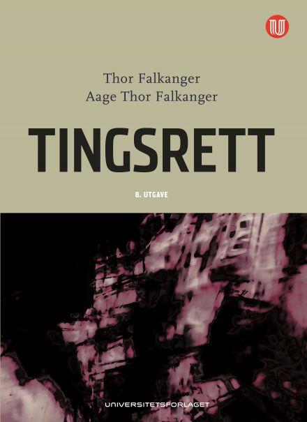 Tingsrett, 8. utgave