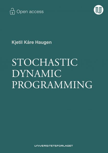 Stochastic Dynamic Programming