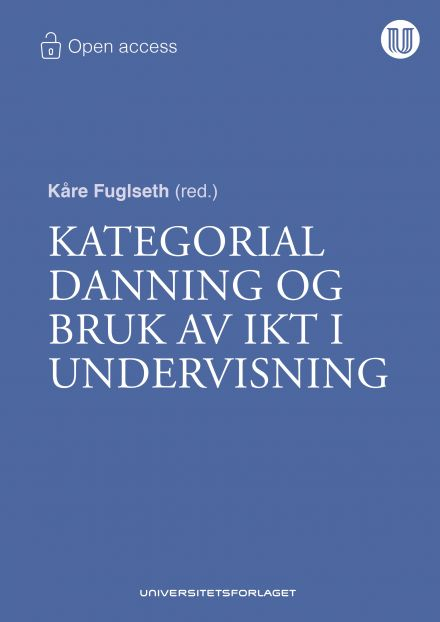 Kategorial danning og bruk av IKT i undervisning