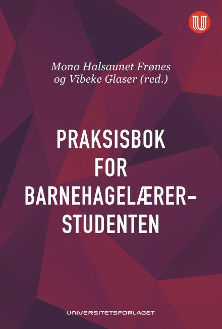 Praksisbok for barnehagelærerstudenten