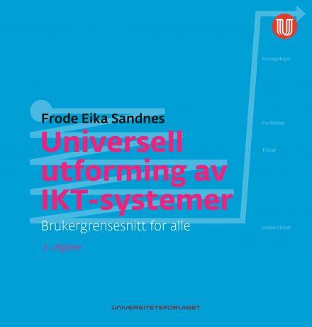 Universell utforming av IKT-systemer