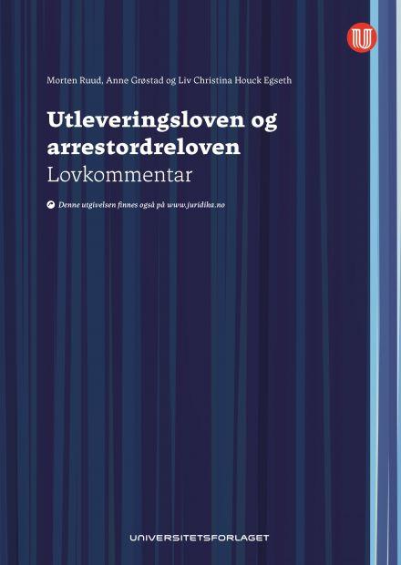 Utleveringsloven og arrestordreloven