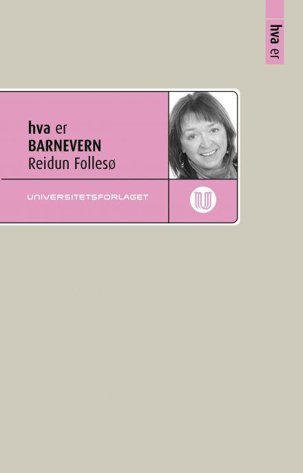 hva er BARNEVERN