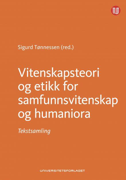 Vitenskapsteori og etikk for samfunnsvitenskap og humaniora