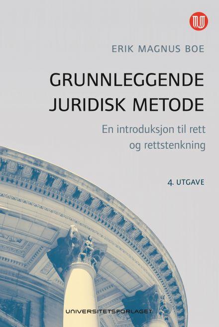 Grunnleggende juridisk metode