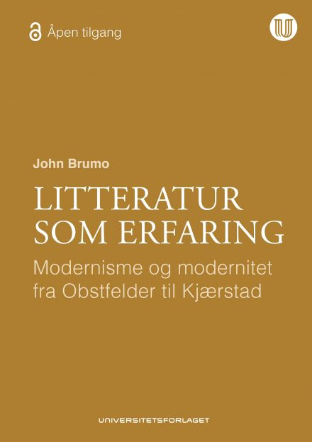 Litteratur som erfaring
