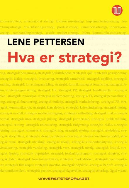 Hva er strategi?