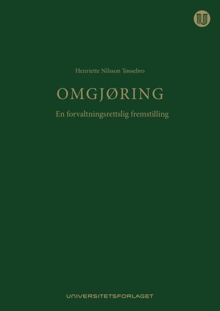 OMGJØRING