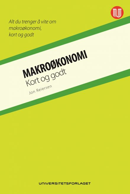 Makroøkonomi  -  kort og godt