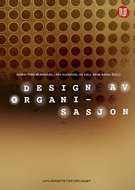 Design av organisasjon