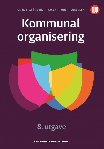 Kommunal organisering, 8. utgave