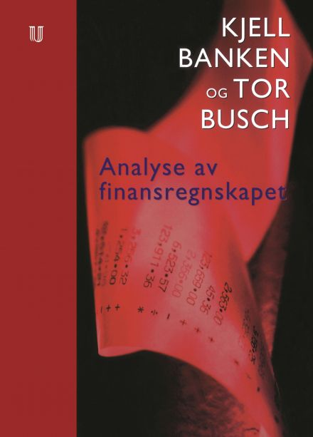 Analyse av finansregnskapet